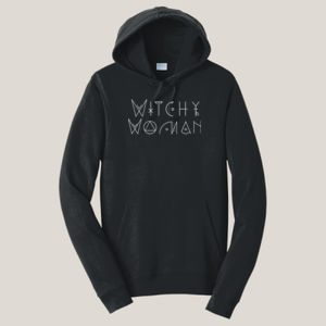 Witchy Woman - Adult Fan Favorite Hooded Sweatshirt Thumbnail