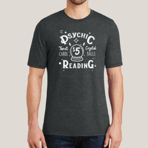 Psychic Reading 2 - Adult Soft Tri-Blend T Thumbnail