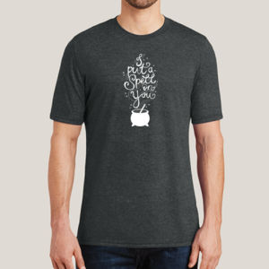 Put a Spell on You - Adult Soft Tri-Blend T Thumbnail