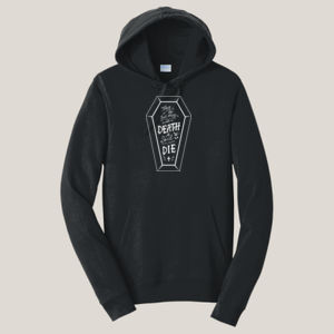 No Such Thing as Death - Adult Fan Favorite Hooded Sweatshirt Thumbnail