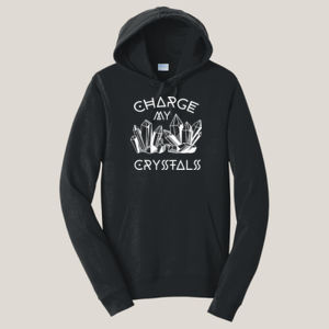 Charge My Crystals - Adult Fan Favorite Hooded Sweatshirt Thumbnail