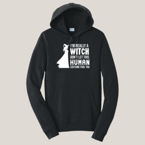 Really a Witch 2 - Adult Fan Favorite Hooded Sweatshirt Thumbnail